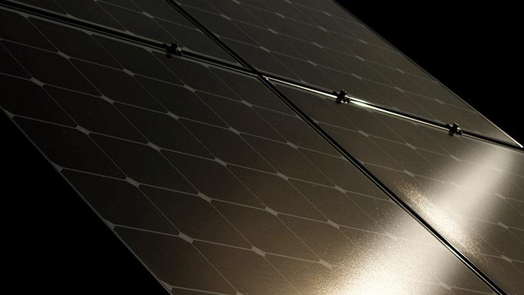 LG NeOn R Advance Solar Panel