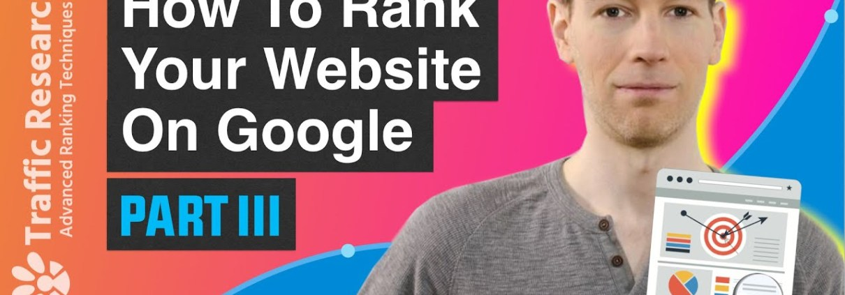 How To Rank Your Website On Google in 2019 using SEO [Part 3]