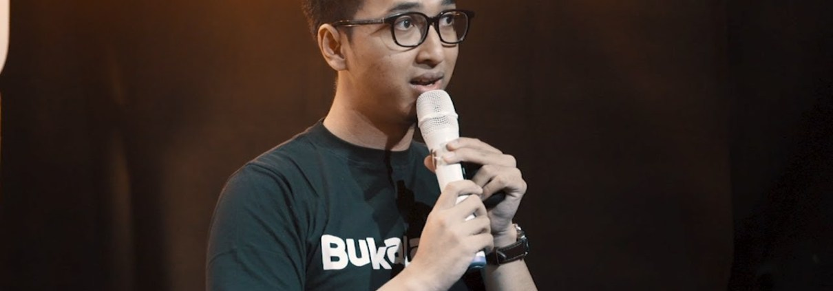 Bayu Adi Persada - Search Engine Optimization (SEO) dan Tantangannya | BukaTalks
