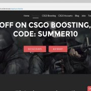 CS24H The Best CS GO Rank Boosting Website