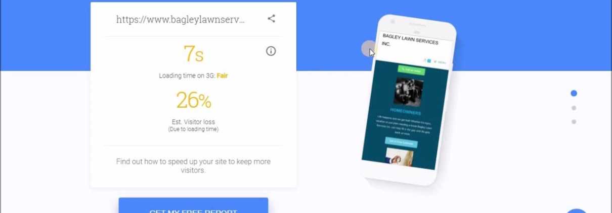 Get your website ranking high on google