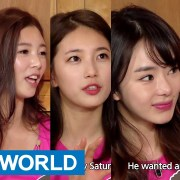 Happy Together - Suzy, Jessi, Seo Woo & more! (2015.04.23)