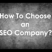How To Choose an SEO Company - SEO.com