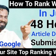How To Rank Any Website in Just 48 Hours With Redirecting [Hindi] | Boost Website/Post ranking