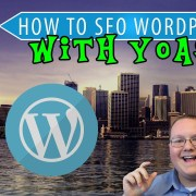 How To SEO A WordPress Site (Setup Yoast SEO on WordPress!)