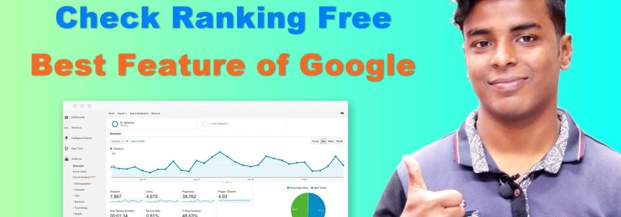 How to Know Your Website Ranking Status for Free ?