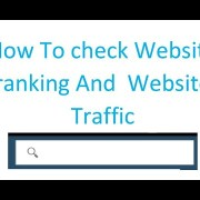 How to check Website Ranking Free || Website Traffic Checker || how to check website traffic