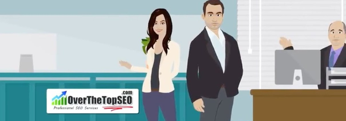 Meet Our Team of Professional Marketers • Over The Top SEO