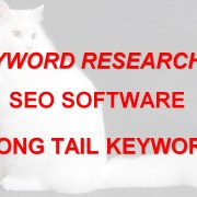 **SEO Software**Keyword Researcher**Keyword Ranking Tool**