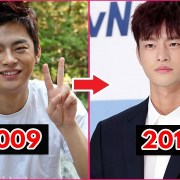 Seo In Guk Evolution 2009 - 2018
