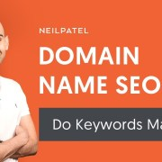 Should Your Domain Name Contain Keywords to Boost SEO Rankings?