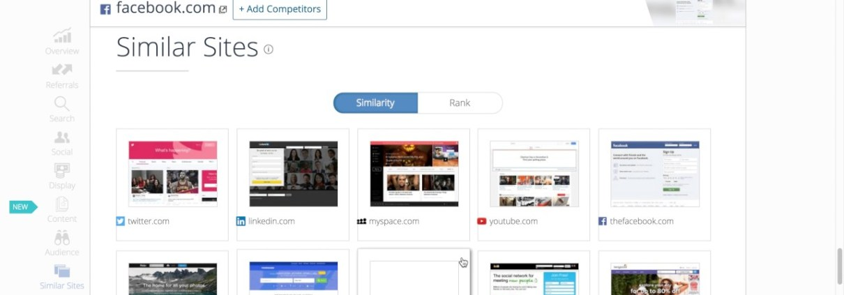 Tool  -  How to get global ranking of a website and Get statistics of the traffic?