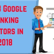 Top 3 Google Ranking SEO Factors in 2018 - Google SEO 2018