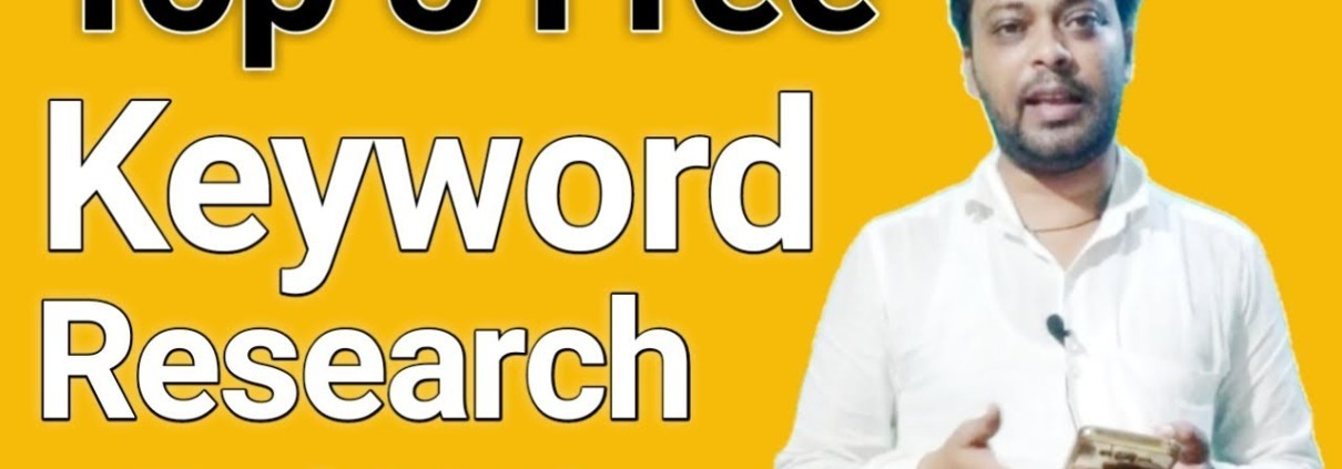 Top 5 Free Keyword Research Tools | Rank Website On Google