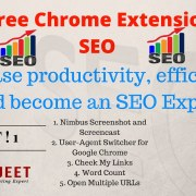 Top 5 Must Have SEO Extensions for Google Chrome | Best Easy Screenshot SEO Tools Part 1 [Hindi]