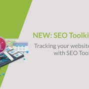 Tracking your website's ranking with SEO Toolkit