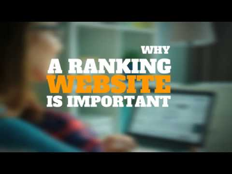 Why is it very important to have a ranking mortgage website