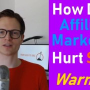 Does Affiliate Marketing Hurt SEO? (Warning!)
