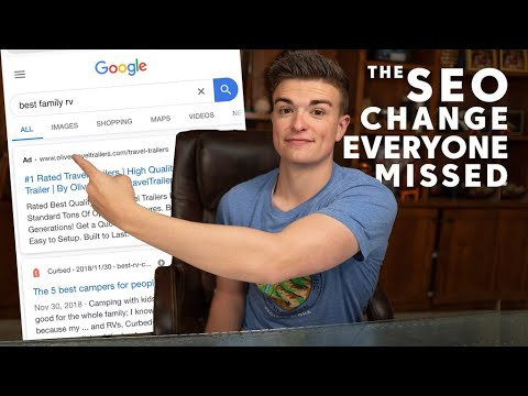 Google is Up to No Good (2019 SEO update)
