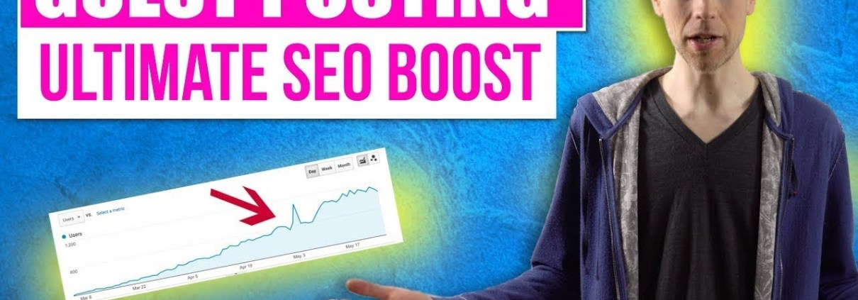 Guest Posting For SEO Rankings: The Ultimate Rank Boost