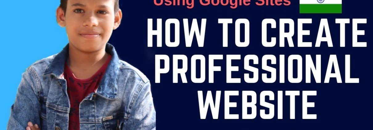 How To Create Professional Looking Website Using   #sites.google.com   Rank Fast  