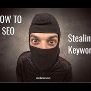 How To Stop One page from Stealing Keyword Rankings from Another