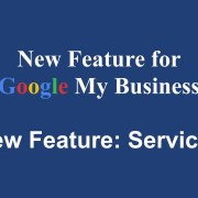 How to Add Services to Google My Business Listing  | SEO | SEM
