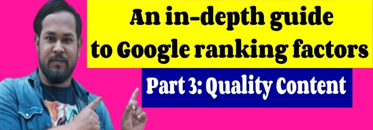 How to create quality content for website SEO 2019 | google ranking factors
