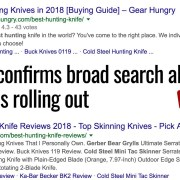 LEAKED! New Google Algorithm KILLS Google Rankings
