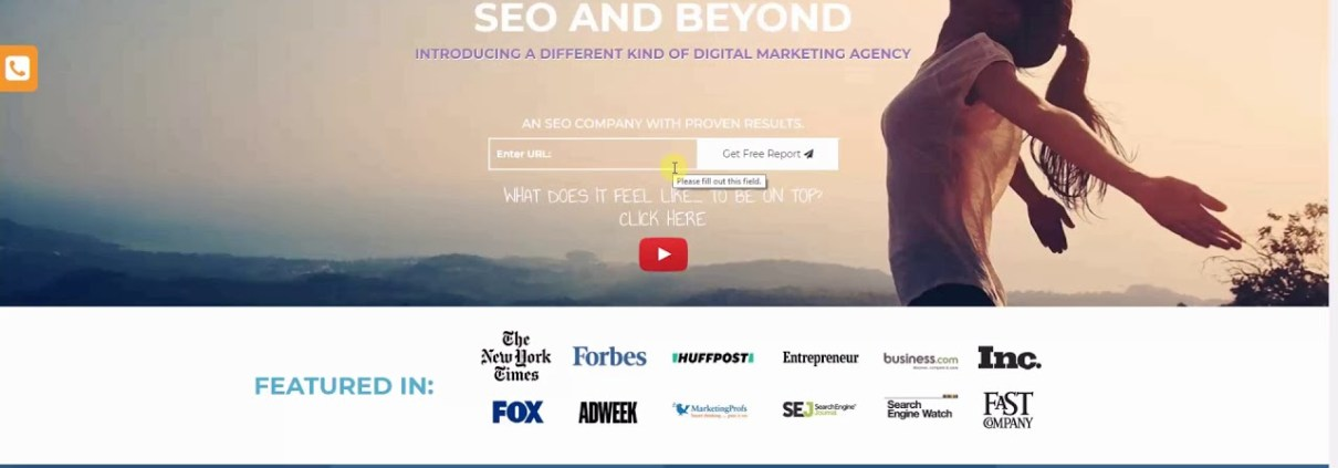 Over The Top SEO Rankings 2018