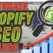 SEO Optimization Tutorial For Shopify Aliexpress Dropshipping 2019 (FREE TRAFFIC)