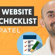 The Ultimate SEO Checklist For New Websites | Get Traffic & Rankings FAST