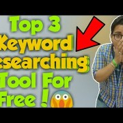 Top 3 Keyword Research Tool for free | Rank website on #1 on Google | [Hindi/Urdu]