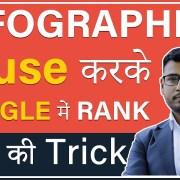 Use Inforgraphics to Rank your Website | Use of infographics | Google Ranking Factor |