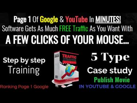Web Traffic Rankings How to Get Traffic To Your Website fast 2019