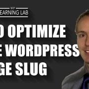 WordPress Slug SEO For Better Search Engine Rankings | WP Learning Lab