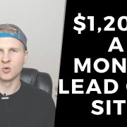 $1,200+ Per Month Lead Gen/Pay Per Call SEO Site (Using Revenue Share Offers)