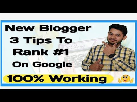 3 Tips On How Does Google Rank websites quickly Without Backlinks : Best 2019