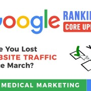 Google Rankings Core Update: Have you Lost Website Traffic Since March? Spot On Episode 99