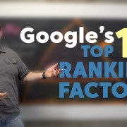 Google's 11 Most Important Search Ranking Factors