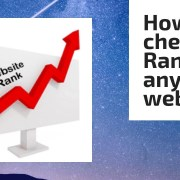 How to check rank of a website | The Digital Mukesh