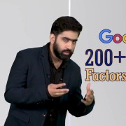 Introduction to Google & SEO: What are SEO Ranking Factors? jadeed technology011