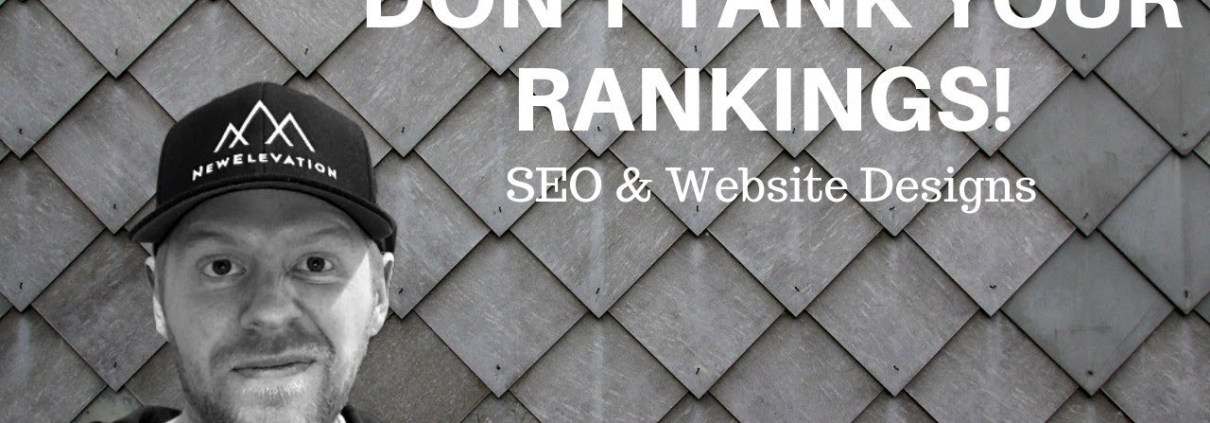 Maintain Your Google Rankings During a Website Redesign