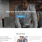 Marketing Pro - SEO WordPress Theme for SEO, Agency      Perry Coty