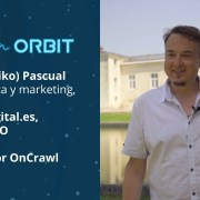 SEO in Orbit Interviews - Miguel (Kiko) Pascual