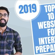 TOP 10 Websites for Interview Preparation FREE 2019 RANKING