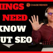 The 5 Most Important Things You Need To Know About SEO in 2019