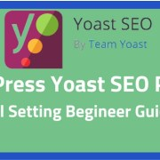 WordPress Plugin Yoast Seo Complete Tutorial - Yoast Seo Complete Tutorial For Beginners