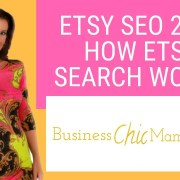 Etsy SEO 2019 PART 1 | How Etsy Search Works Part 1 | Etsy Algorithm
