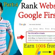 How to Rank Your Website On Google First Page 2019 | Best Way to Write a Website Article | Part 4